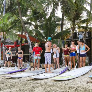 SUP Fit Workshop